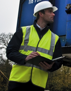 Safety High-Viz Vest