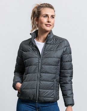 Ladies' Hooded Nano Jacket