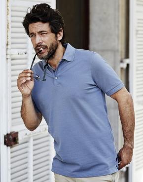 Luxury Stretch Polo
