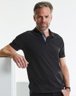 Men's HD Raglan Polo