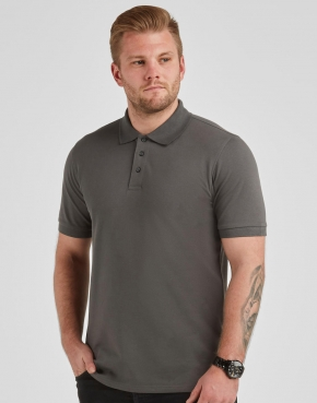 Polo Signature Stretch sin etiqueta hombre