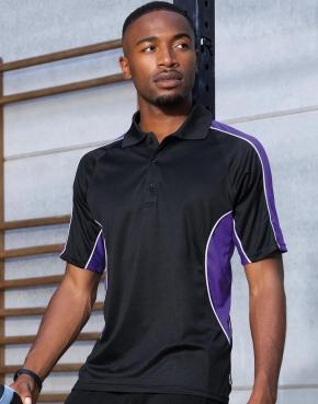 Koszulka Polo Contrast Classic Fit Cooltex®