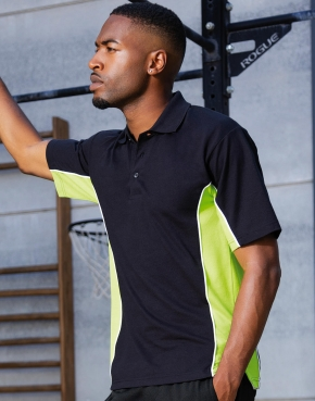 Polo Track hombre Classic Fit