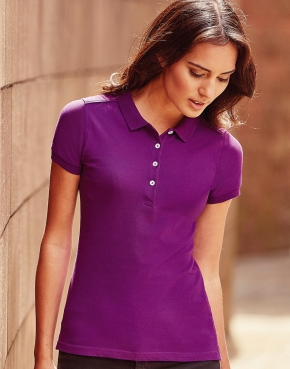 Ladies' Stretch Polo