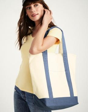 Bolsa de algodón de gran tamaño