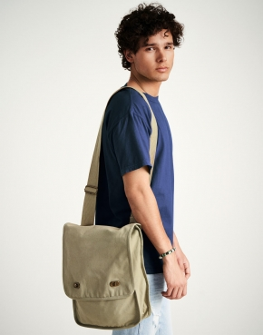 Canvas Field Bag