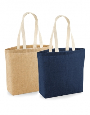 Unlaminated Jute Shopper