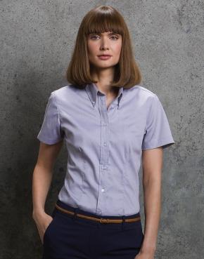 Ladies Corporate Oxford Bluse