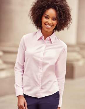 Ladies' Oxford Bluse LA