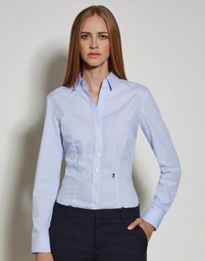 Seidensticker Slim Fit Shirt LS Business