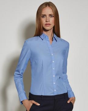 Seidensticker Ladies' Slim Fit Shirt LS