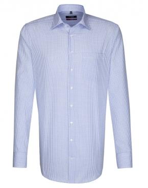 Seidensticker Modern Fit Check Shirt LS