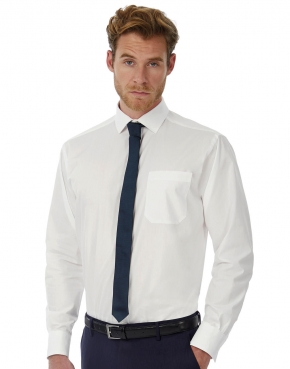 Heritage LSL/men Poplin Shirt