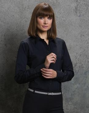 Women's City Business Shirt LS