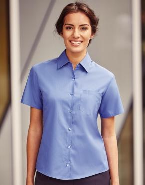 Ladies' Cotton Poplin Shirt