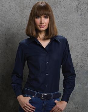 Workwear Oxford Bluse LA