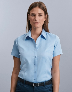 Ladies' Herringbone Shirt