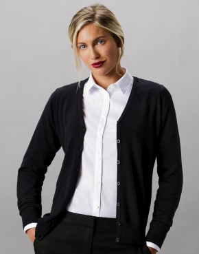 Women's Classic Fit Arundel V Neck Cardigan