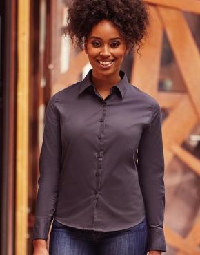 Ladies' Classic Twill Shirt LS