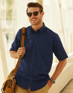 Oxford Shirt Short Sleeve