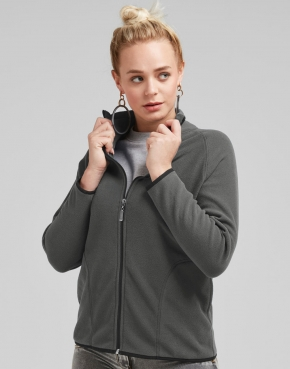 Ladies' Full Zip Microfleece