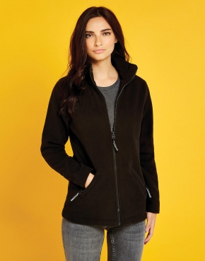 Pile donna Zip intera Regular Fit