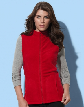 Chaleco polar Active Vest mujer