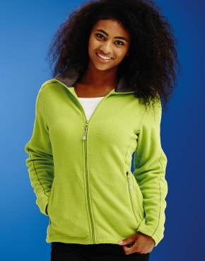 Ladies' Adamsville Full Zip Fleece