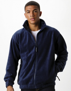 Classic Fit Full Zip Fleece
