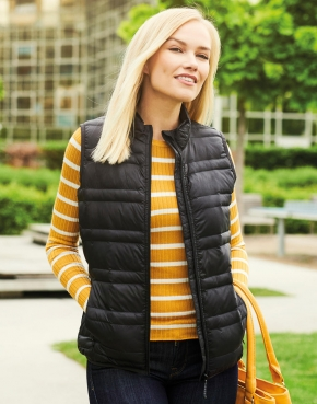 Women's Firedown Down-Touch Bodywarmer