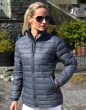 Ladies' Ice Bird Padded Jacket