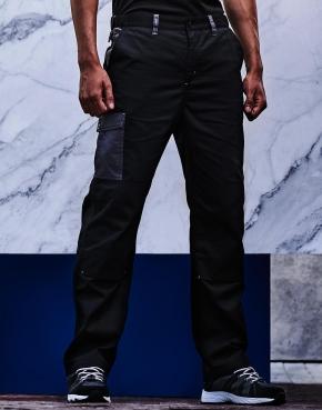 Pantalones Cargo Contrast