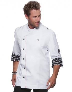 Fashionable Rock Chef's Jacket