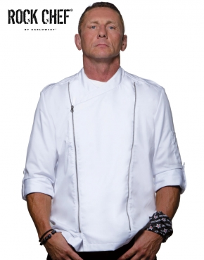 Rock Chef's Zip Jacket