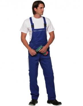 Workwear Latzhose knieverstärkt