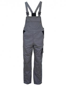 Pracovné trakové nohavice Contrast - Krátka dĺžka