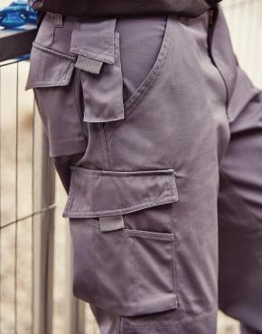 "Strapazierfähige Workwear-Hose Länge 34"""