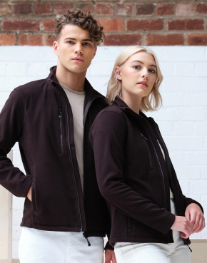 Honestly Made Recycled Full Zip Fleece