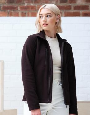 Women's Honestly Made Recycled Full Zip Fleece