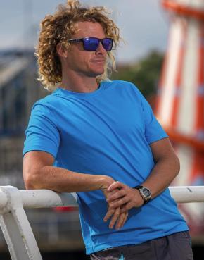 Fitness Men's Shiny Marl T-Shirt
