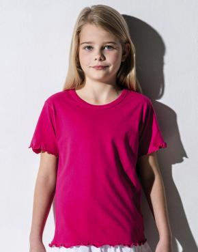Mouse - Girl's Fashion T-Shirt