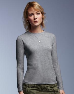 Women's Fashion Basic LS Tee