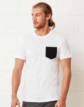 Men's Jersey Pocket T-Shirt