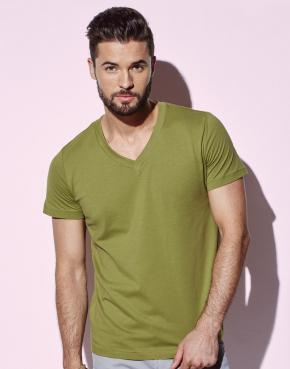 James V-neck Men
