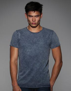 Denim Effect T-Shirt -TMD72