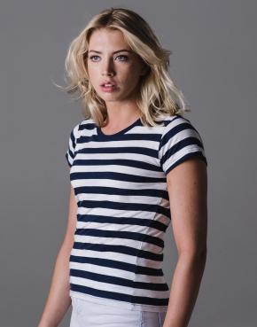 Women's Stripy T