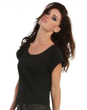 Ladies' Sweat short-sleeved - WWS43