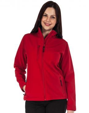 Ladies' Octagon 3-Layer Membrane Softshell