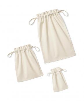 Organic Cotton Drawcord Bag