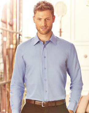 Men's LS Poplin Shirt